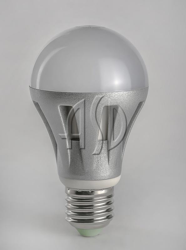 Осветительные приборы для дома, общее: Лампа светодиодная LED-A60-standard 11Вт 160-260В Е27 3000К 900Лм ASD в ТехЭнергоКомплект, ООО