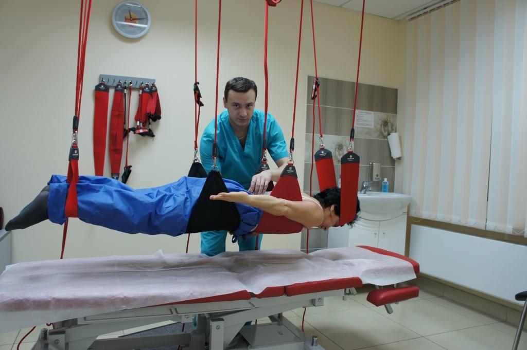 Восстановительное лечение и реабилитация: Кинезиотерапия в Элитэ