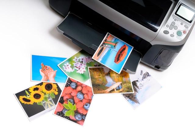 Печать фотографий, фотокниг: ФОТОПЕЧАТЬ 10х15 в PRINT-Сервис