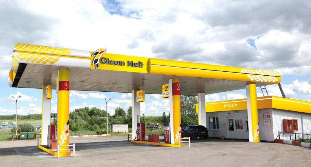 """Дизельное топливо: Заправка в сети АЗС """"Oleum neft"""" в ТК Олеум нефть"""