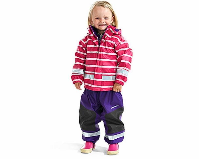 Одежда для девочек, общее: Непромокаемые штаны, полукомбинезоны, комбинезоны, куртки и плащи в Семейные покупки