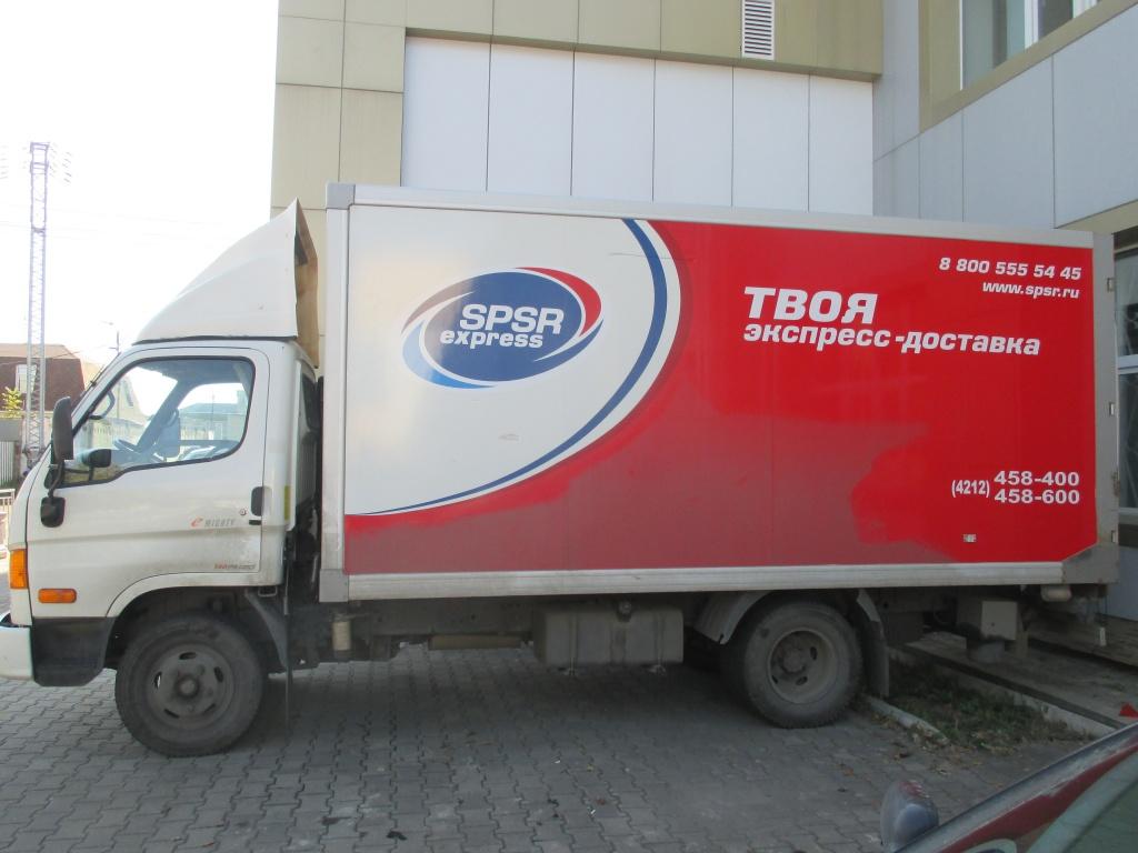Наружное брендирование: брендирование автотранспорта в Сомали