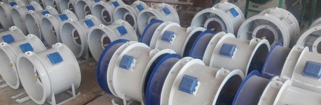 Вентилятор ВОЭ-5 У2, рабочие колеса, корпуса, лопатки от производителя в Электросила
