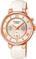 Секунда: SHEEN CASIO SHE-3041PGL-7A