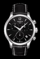 Секунда: TISSOT TRADITION CHRONOGRAPH T063.617.16.057.00