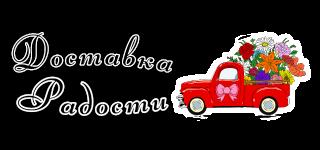 Логотип компании Доставка Радости