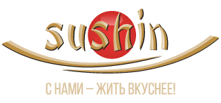 Логотип компании Sushin
