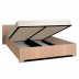 Кровати: Кровать Анкона 2.2 (1600, мех. подъема) в Стильная мебель
