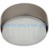 Накладные светильники: Ecola GX53 FT8073 светильник накладной сатин-хром  25x82 в СВЕТОВОД