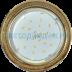 Светильники GX53, GX70: Ecola GX53-H4 DL3901 св-к Круг под стеклом Золотой блеск/золото 38x106 FY53GRECB в СВЕТОВОД