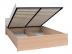 Кровати: Кровать АМЕЛИ 1 (1800, мех. подъема) в Стильная мебель