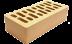 """Стеновые блоки: Кирпич облицовочный """"Персиковый"""" М125 в 100 пудов"""