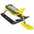 Транспорт для малышей: Снегокат Тимка спорт 2 ТС2/ГЖ граффити на желтом (черный каркас) Nika в Игрушки Сити