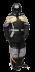 Экипировка и аксессуары: Зимний утепленный костюм Fossa из сверхпрочной ткани «Буран» от-15 до-30 в Базис72
