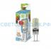 Цоколь G4, MR11, GY6.35: Светодиодная лампа LED-JCD-standard 2Вт 230В  GY6,35 4000К 180Лм ASD в СВЕТОВОД