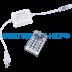 Контроллеры, диммеры: Контроллер Ecola 220V 16x8 600W 2.7A RGB с радиопультом RF1606KSB в СВЕТОВОД