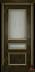Двери Белоруссии  шпонированые: Вена (чёрная патина) в STEKLOMASTER