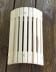 Абажуры для светильников: Абажур настенный (липа) в Погонаж