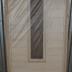 Двери для саун и бань: Дверь глухая со стеклом в Terry-Gold (Терри-Голд), погонажные изделия