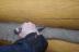 Работы по брусу: Укладка утеплителя и шконтирование в А-Строй