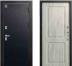 Двери Центурион: Центурион Т2 Чёрный муар/Полярный дуб в Модуль Плюс
