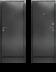 Входные двери в Тюмени: Сейф-дверь БЕРЛОГА серия Сибирь СБ-3 в Двери в Тюмени, межкомнатные двери, входные двери