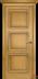 Двери Белоруссии  шпонированые: Белла-3 (дуб натуральный) в STEKLOMASTER