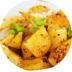 Гарнир: Картофельные дольки в Обеды в офис Красноярск