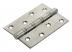 Петли Ручетти: Дверная петля универсальная РУЧЕТТИ RS 4BB SN в Двери в Тюмени, межкомнатные двери, входные двери