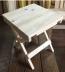 Мебель для саун и бань: ТАБУРЕТ ПИКНИК (хвоя)   360х360 в Погонаж