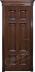 Двери межкомнатные: Гранд красное дерево в ОКНА ДЛЯ ЖИЗНИ, производство пластиковых конструкций