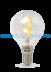 Цоколь Е14: LED-ШАР-deco 7Вт 230В  Е14 4000К 630Лм прозрачная IN HOME в СВЕТОВОД