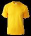 Футболки мужские: Футболка хлопковая унисекс, 145 г/м2 в Баклажан  студия вышивки и дизайна