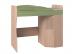Детские и подростковые кровати: Кровать Чердак Калейдоскоп 7 (800, усилен. настил) в Стильная мебель