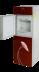 Кулеры для воды: Aqua Well 2JX. Напольные кулеры с холодильником в ЭкоВода