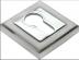 Накладки: Накладка на цилиндр Ручетти RAP KH-S SN-CP в Двери в Тюмени, межкомнатные двери, входные двери