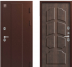 Двери Центурион: Центурион Т4 Медь антик/Тиковое дерево в Модуль Плюс